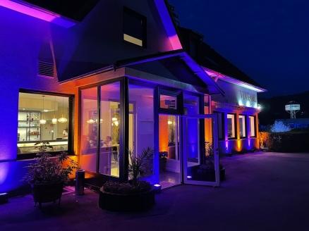 Hotel Vintage Café & Weinbar, Außenansicht