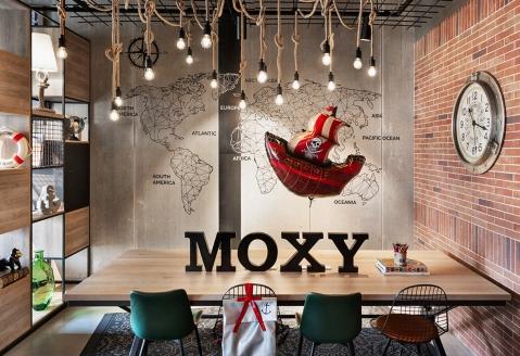Freuen Sie sich auf Ihren Urlaub im Hotel Moxy Bremen!