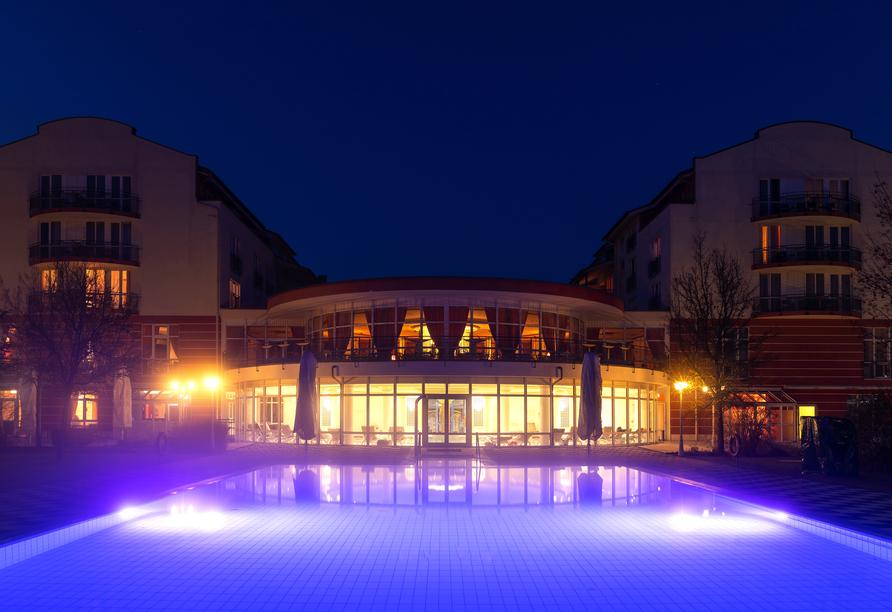Ein Urlaub im The Monarch Hotel lohnt sich zu jeder Jahreszeit.