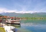 Mietwagenrundreise Norditalien, Baveno Lago Maggiore