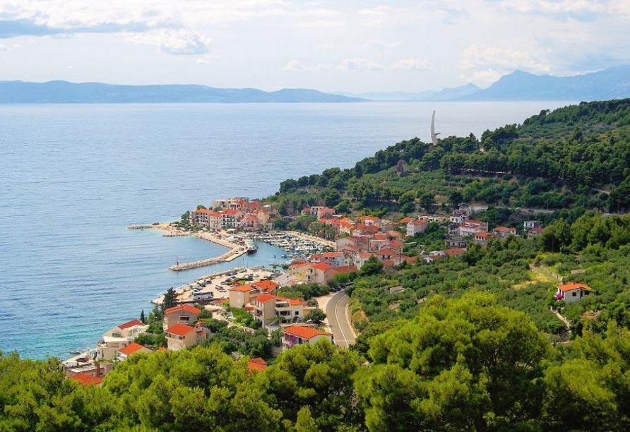 Blaue Reise Dalmatien, Podgora
