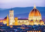 The Florence Hills Resort & SPA, Florenz