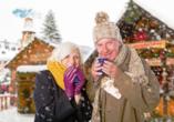 MS Adora, Weihnachtsmärkte entlang des Main-Donau-Kanals, Weihnachtsmarktsatmosphäre