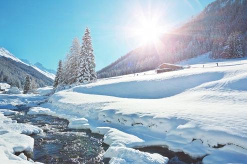 Hotel Ochsen 2 in Davos Platz, Davos Winterlandschaft