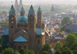MS VistaSerenity, Speyer