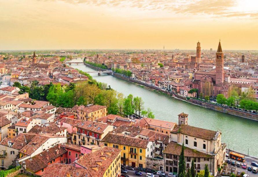 Mietwagenrundreise Norditalien, Verona