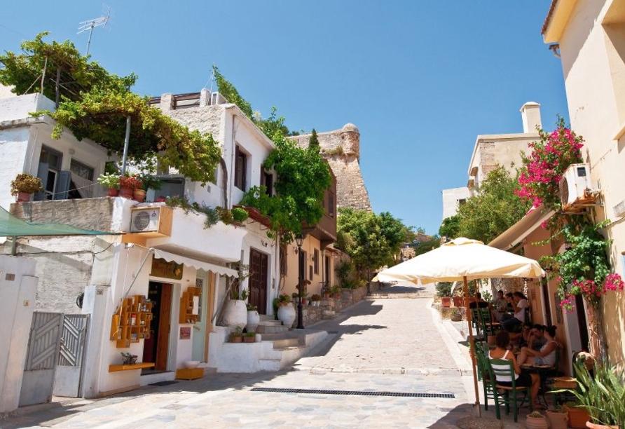 Oasis Beach Hotel in Anissaras, Rethymno Stadt
