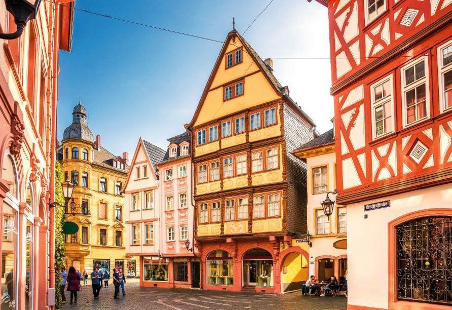 AC Hotel Mainz, Altstadt