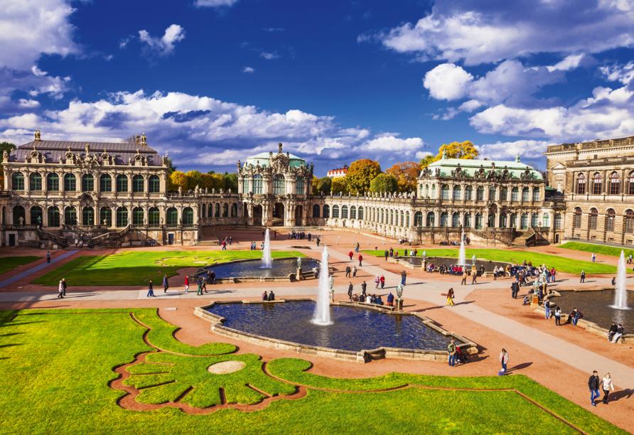 Holiday Inn Dresden - City South, Dresdner Zwinger