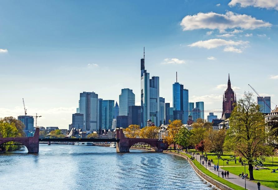 MS Treasures, Frankfurt am Main