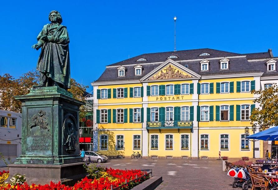MS Poseidon, Bonn