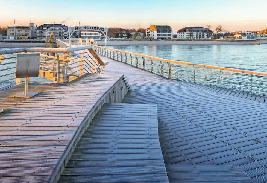 PLAZA Premium Timmendorfer Strand, Seebrücke Niendorf