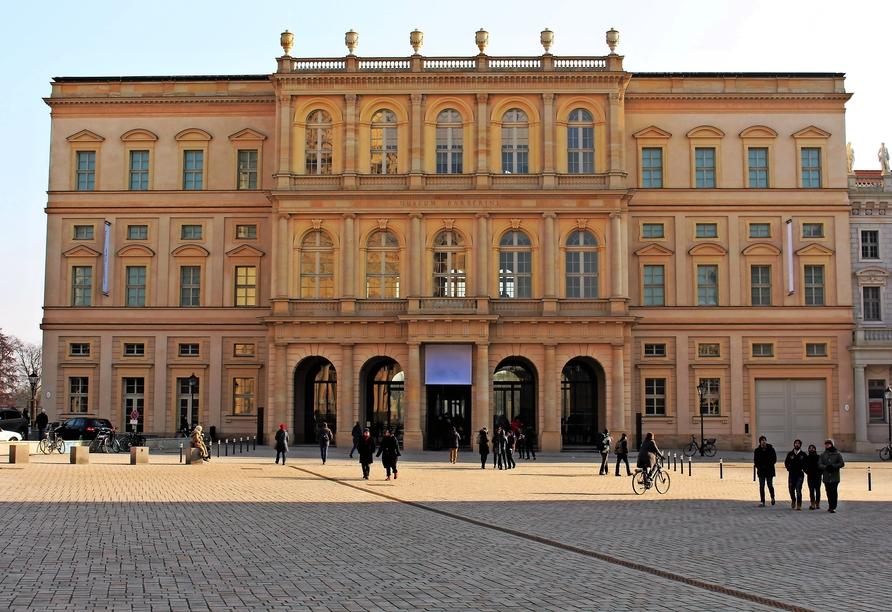 Hotel Brandenburger Tor Potsdam, Barberini Museum