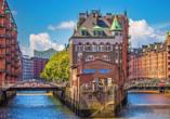 PLAZA Inn Hamburg Moorfleet, Wasserschloss Hamburg