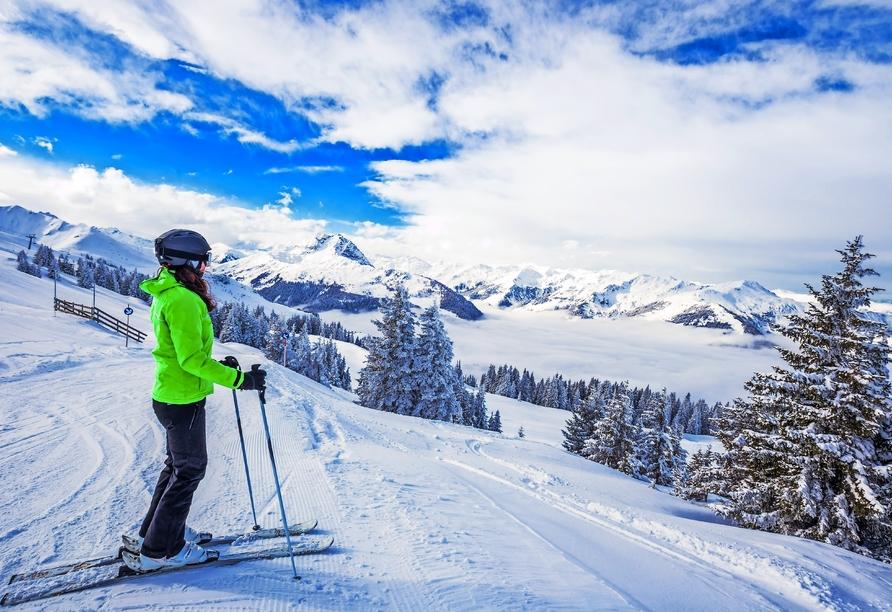 Vital & Sporthotel Brixen, Brixen im Thale, Tirol, Österreich, Kitzbüheler Alpen