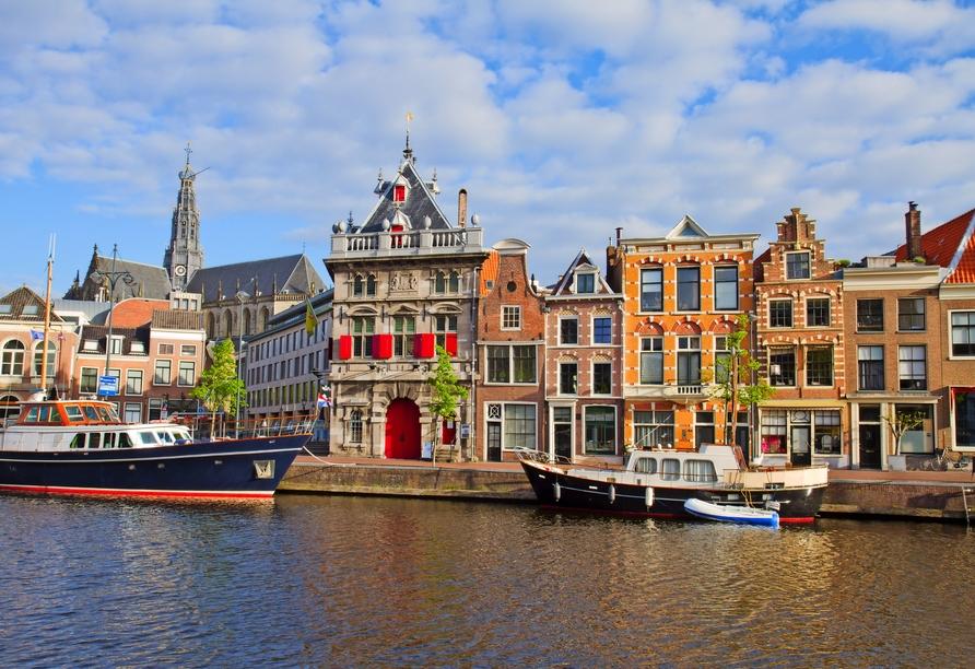 De Amsterdam, Haarlem