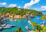 Toskana – Kultur und La Dolce Vita, Portofino