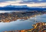 MSC Preziosa, Tromsø