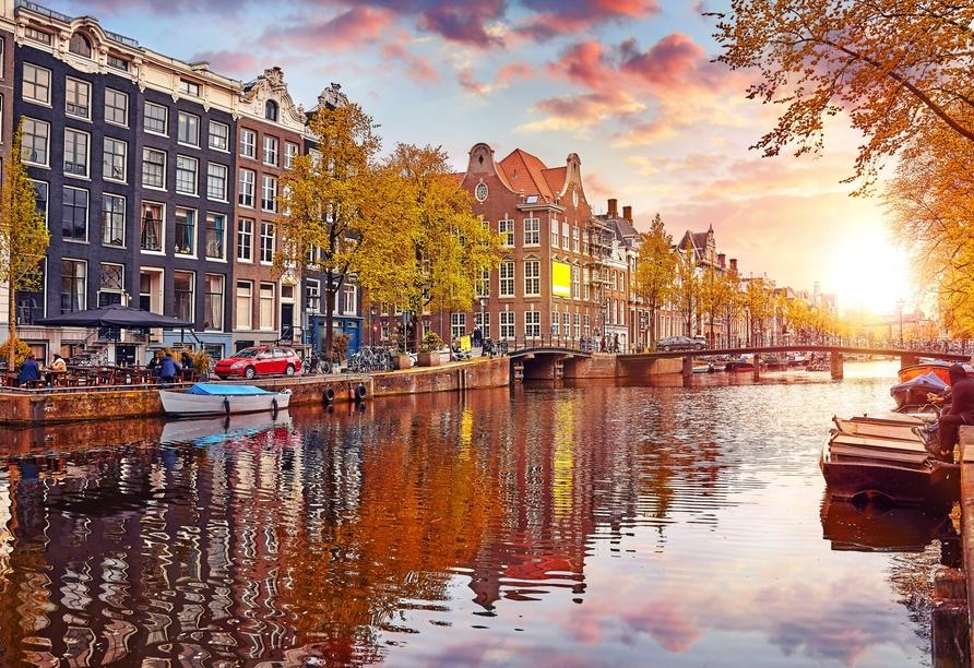 MS Rhein Symphonie, Amsterdam