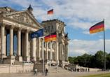 Airporthotel Berlin Adlershof, Reichstagsgebäude