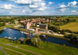 Hotel Dömitzer Hafen, Dömitzer Hafen